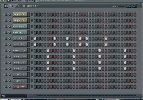 Скачать ударные для fl studio 10